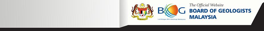 Board of Geologist Malaysia (BoG)